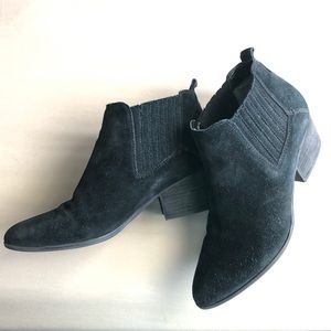 Crown Vintage Pointed Bootie